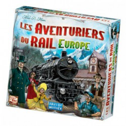Aventuriers du Rail : Europe