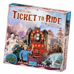 Aventuriers du Rail : Asia