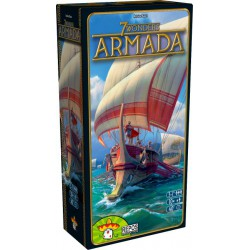 7 Wonders : extension Armada