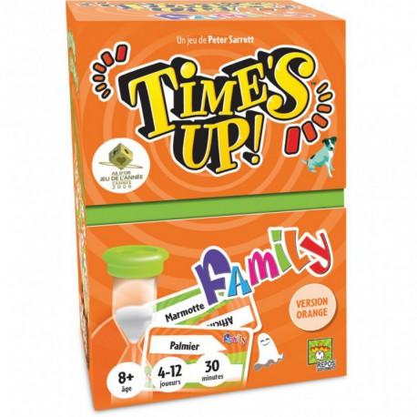 Time's Up! Family 2 : boîte orange