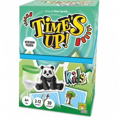 Time's Up! Kids 2 : panda