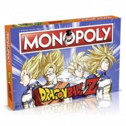 Monopoly : Dragonball Z