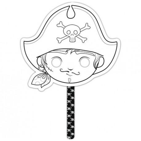 Graffy Stick : pirate