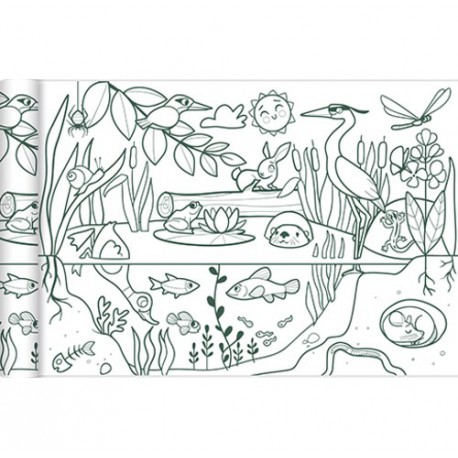 Graffy Roll : écosystème
