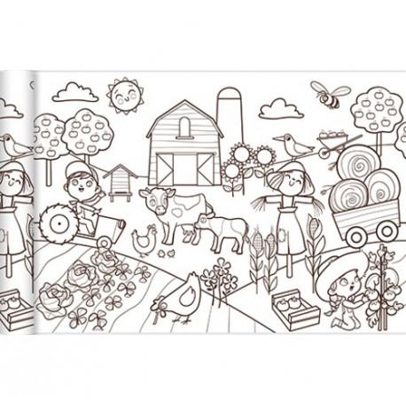 Graffy Roll : le petit monde agricole