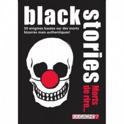 Black Stories : Mort de Rire