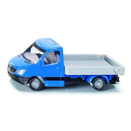 Camion avec plateau