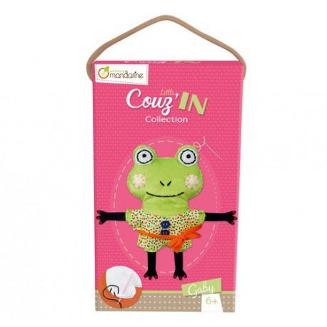 Little Couz'In : Gaby la grenouille