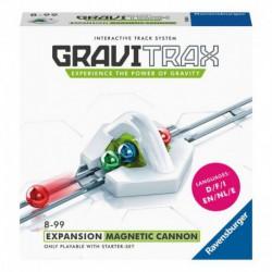 Gravitrax : canon magnétique