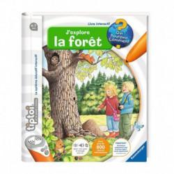 Tiptoi : j'explore la forêt