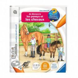 Tiptoi : je découvre les poneys et les chevaux
