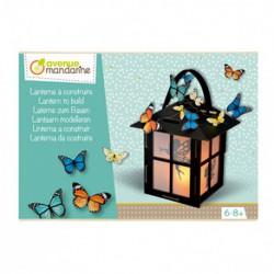 Boîte créative : lanterne à construire