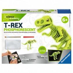 T-Rex phosphorescent