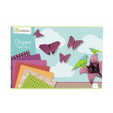 Boite créative : origami