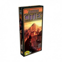 7 Wonders : extension Cities