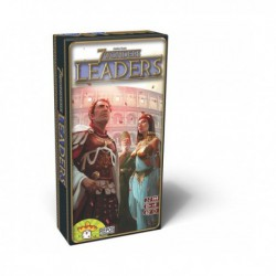 7 Wonders : extension Leaders