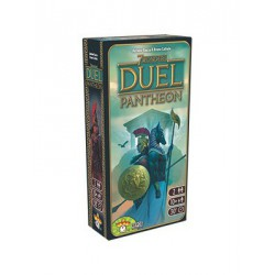 7 Wonders Duel : extension Pantheon