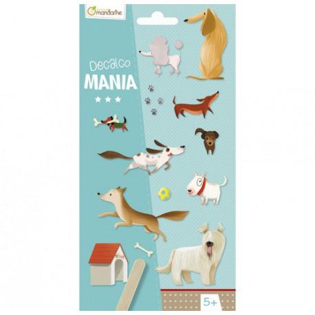Decalco Mania : chien