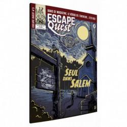 Escape quest : seul dans Salem (tome 3)