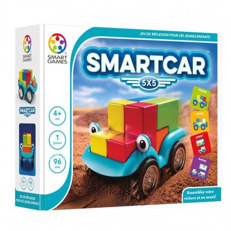 SmartCar 5x5 (96 défis)