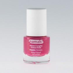 Vernis à ongles base eau : fushia (12)