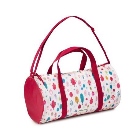 Chaperon rouge : sac polochon