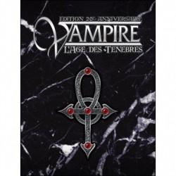 Vampire Dark Ages 20 ans : livre de règles