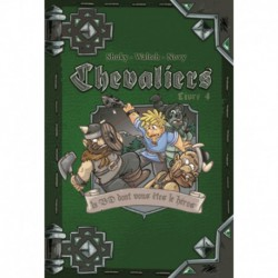 BD-jeu : chevaliers (tome 4)