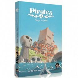 BD-jeu : pirates (tome 2)