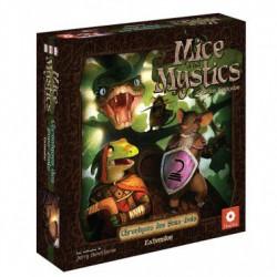 Mice & Mustics : extension chroniques des sous-bois