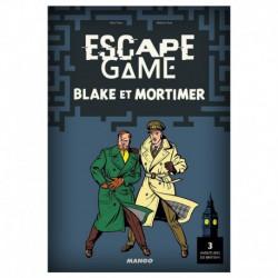 Escape Game 3 : Blake et Mortimer