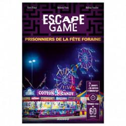 Escape Game 4 : prisonniers de la fête foraine