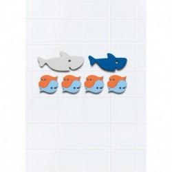 Shark : puzzle de bain