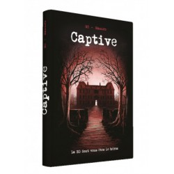 BD-jeu : captive