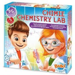75 expériences de chimie