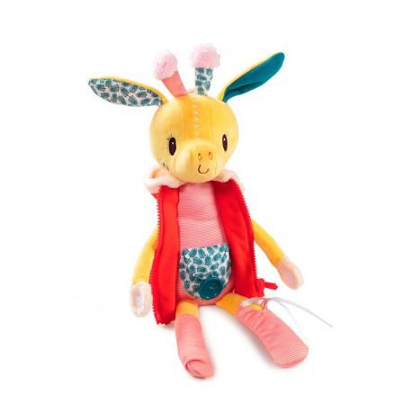 Zia : girafe à habiller
