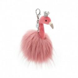 Bijou de sac : flamingo
