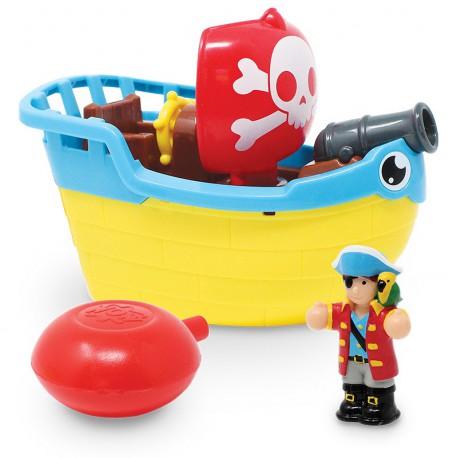 Pip : bateau pirate
