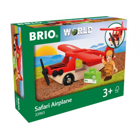 Avion safari