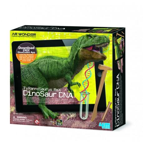 Tyrannosaure Rex ADN