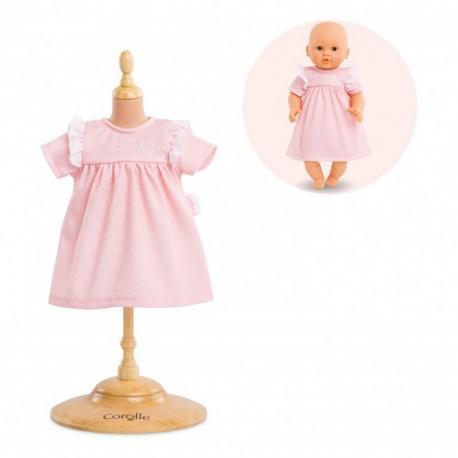 Robe dragée pour bébé 30 cm