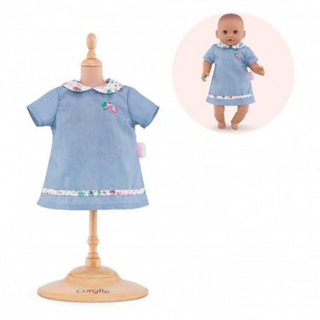 Robe TropiCorolle pour bébé 30 cm