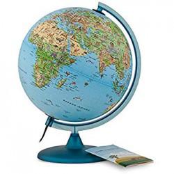 Globe terrestre safari