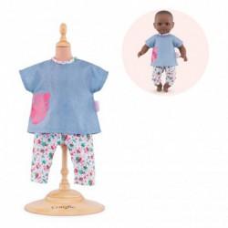 Ensemble TropiCorolle pour bébé 30 cm