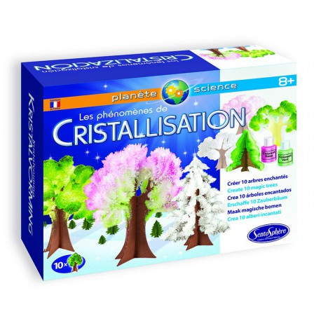 Les phénomènes de cristallisation