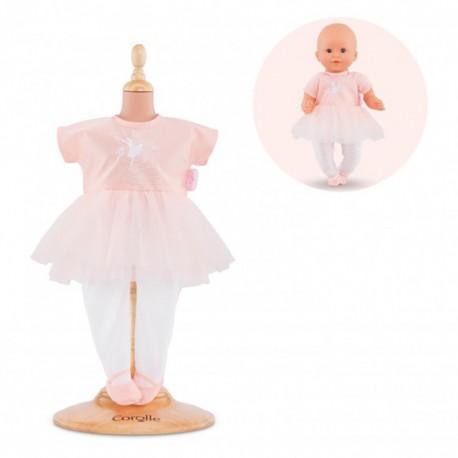 Combinaison ballerine pour bébé 30 cm