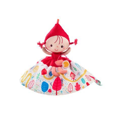 Chaperon rouge : poupée réversible à raconter