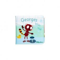 Georges : livre de bain blub blub