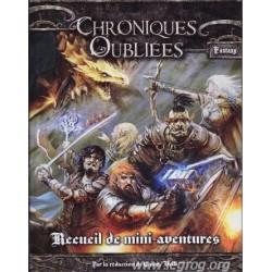 Chroniques oubliées : recueil de mini-aventures