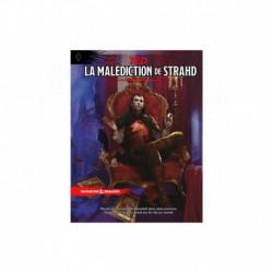Dungeons & Dragons 5 : malédiction de Strahd